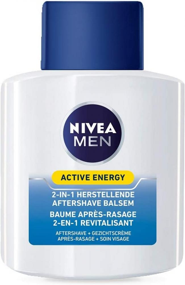 Nivea Aftershave Balm Active Energy 100ml