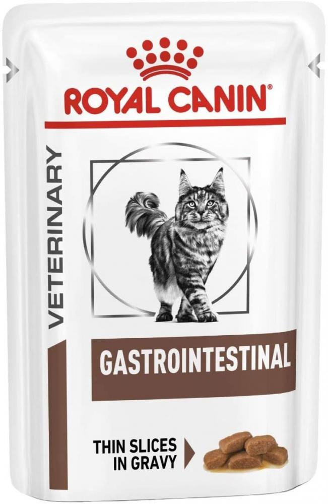 Royal Canin Veterinary Diet Cat Gastro Intestinal Wet Cat Food Pouch 85g