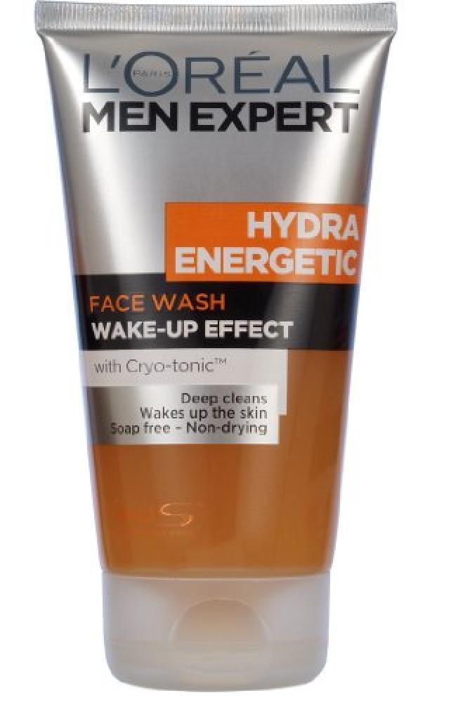 LOreal Paris Mens Expert Hydra Energetic Face Wash 150 ml