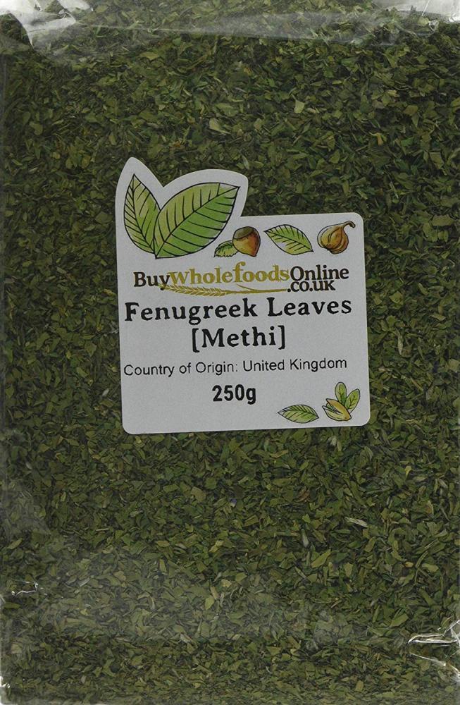 Buy Whole Foods Fenugreek Leaves 250 g