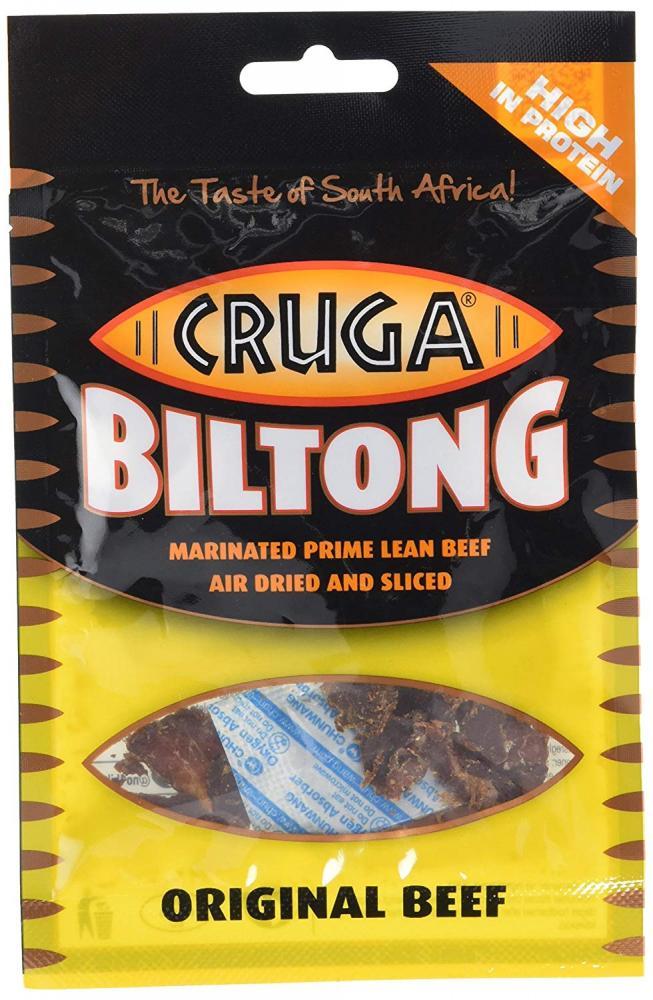 Cruga Original Beef Biltong 25 g