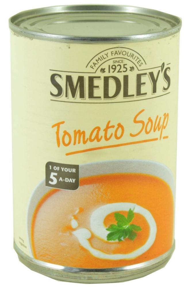 Smedleys Tomato Soup 400g