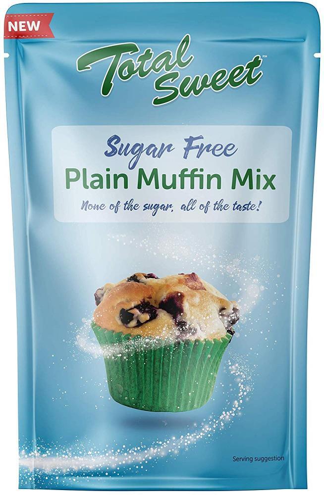 Total Sweet Sugar Free Plain Muffin Mix 300g