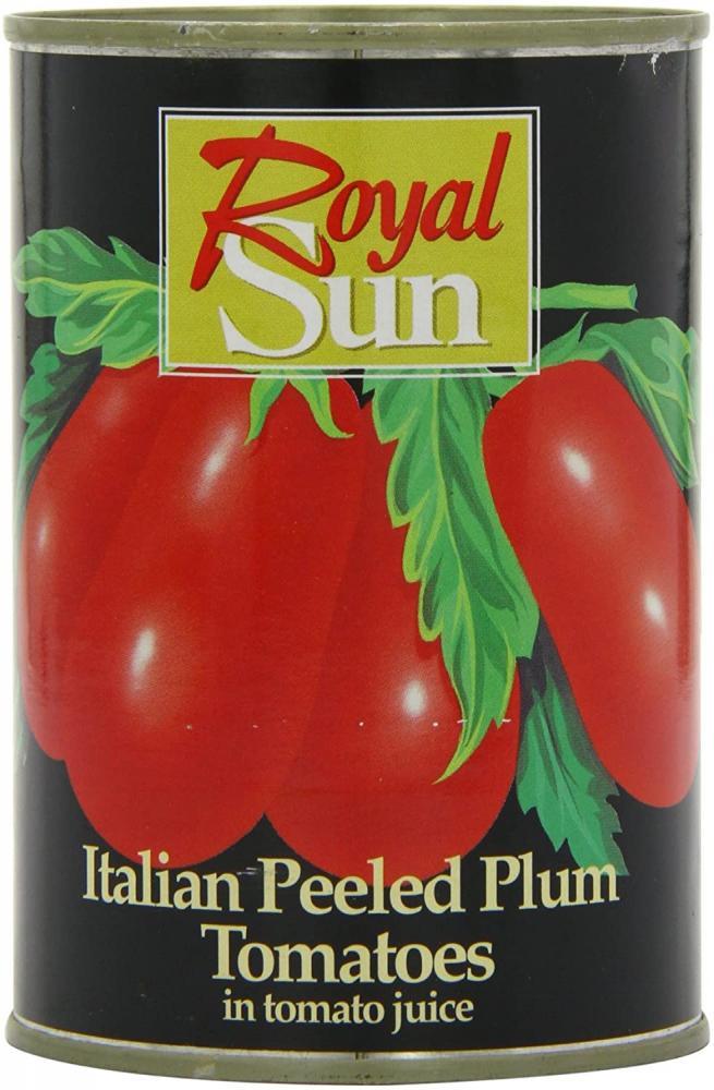 SALE  Royal Sun Plum Tomatoes 400g