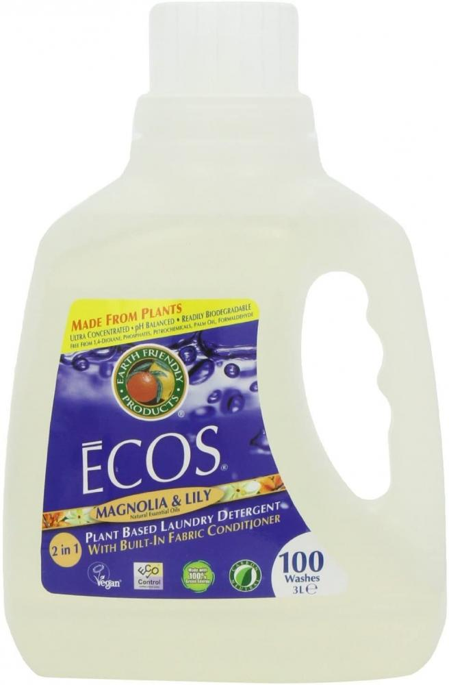 Ecos Magnolia and Lily Laundry Detergent 3L