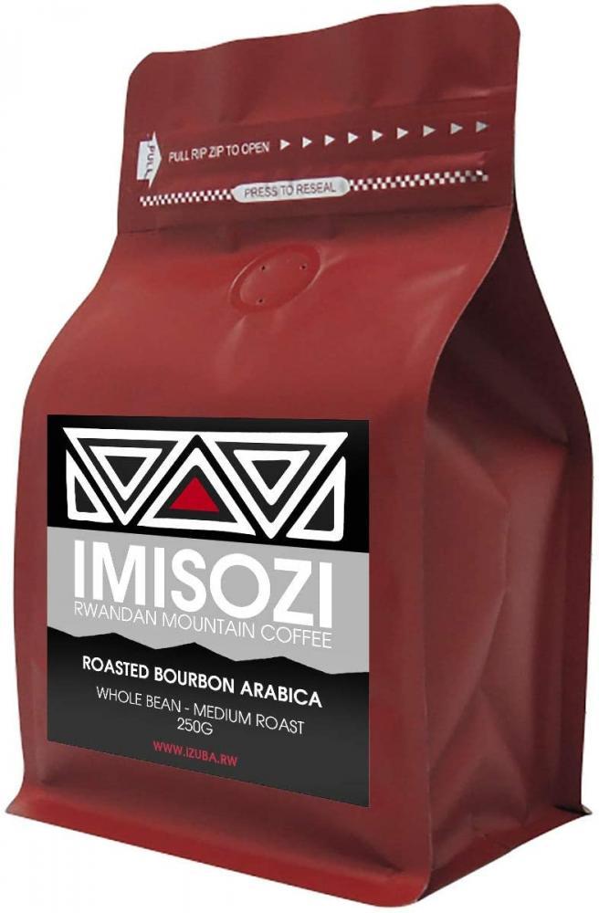 Izuba Imisozi Medium Roast Coffee Beans 250g