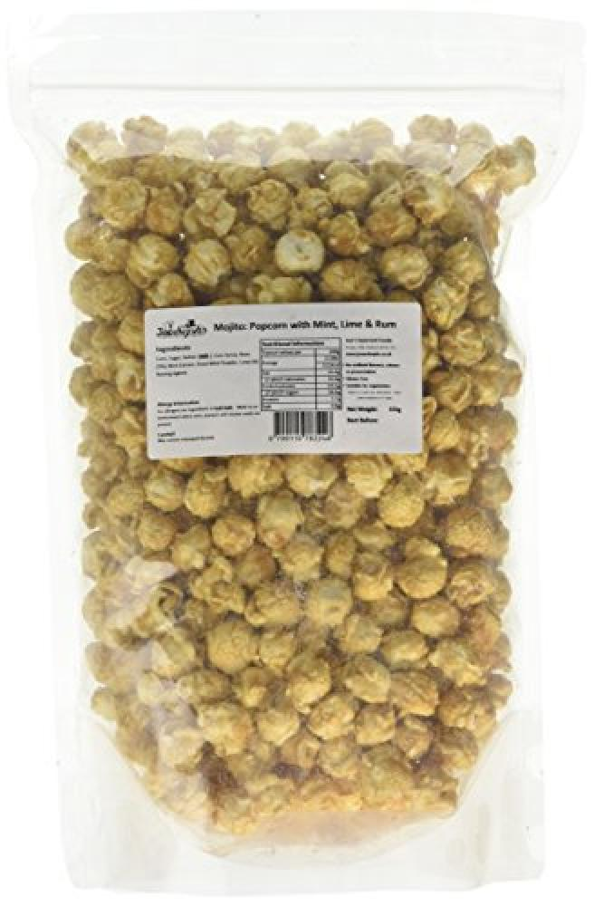 SUMMER SALE  Joe and Sephs Mojito Cocktail Popcorn Party Pack 335 g