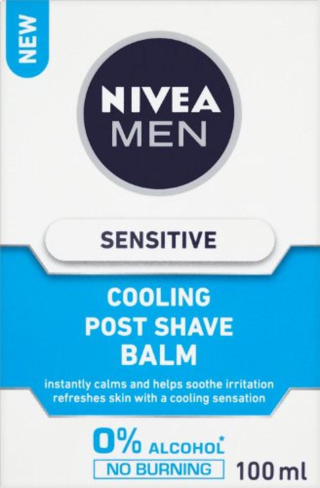 Nivea Men Sensitive Cooling Aftershave Balm 100ml