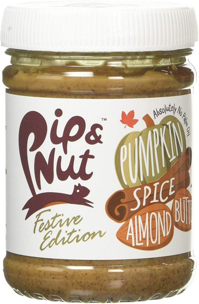 Pip and Nut Pumpkin Spice Almond Butter Festive Edition 225 g