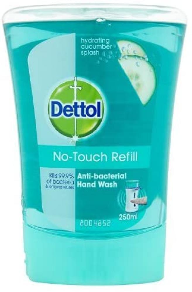 Dettol No Touch Hand Wash Cucumber 250ml