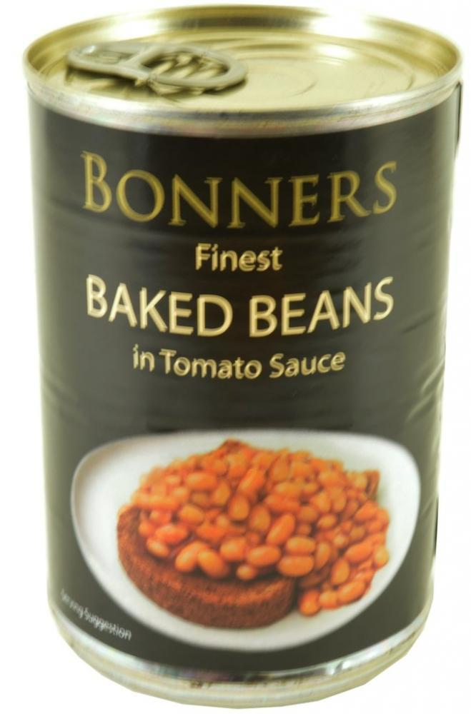 Bonners Baked Beans In Tomato Sauce 400g