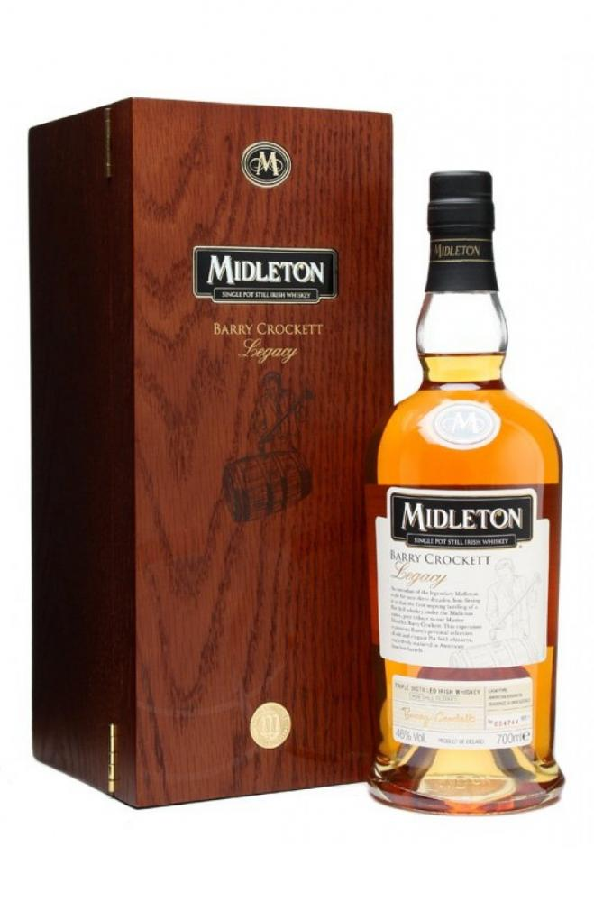 Midleton Barry Crockett Legacy Irish Whiskey 70cl