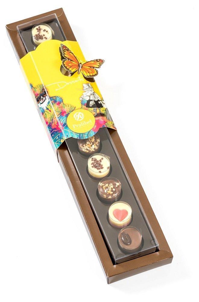 Pralibel Desserts 145g