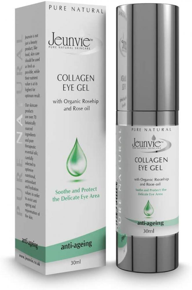 Jeunvie Pure Natural Collagen Eye Gel 30 ml