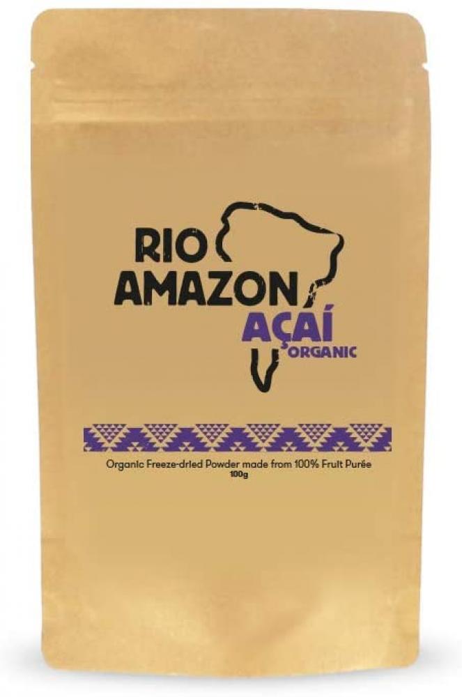 Rio Health Organic Acai Freeze-Dried Powder 100g