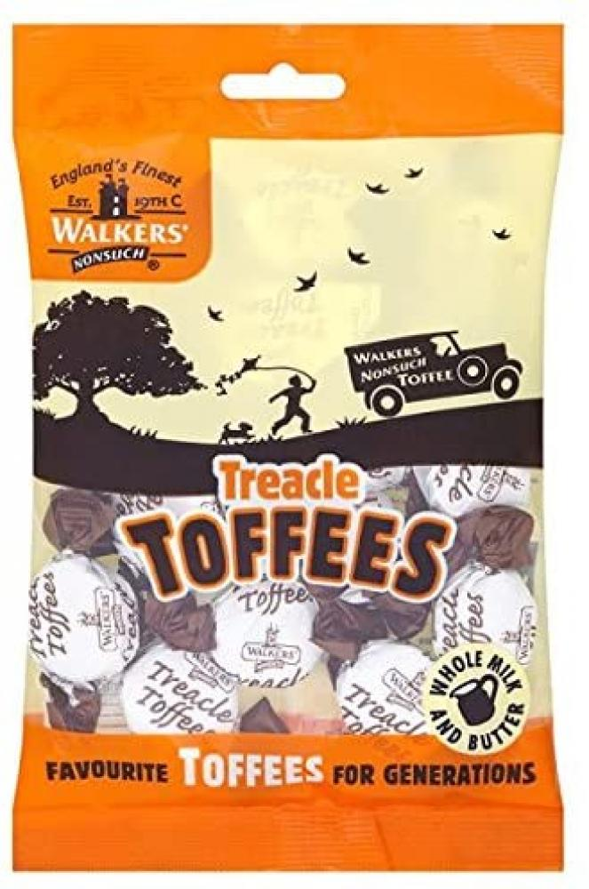 Walkers Treacle Toffees 150g