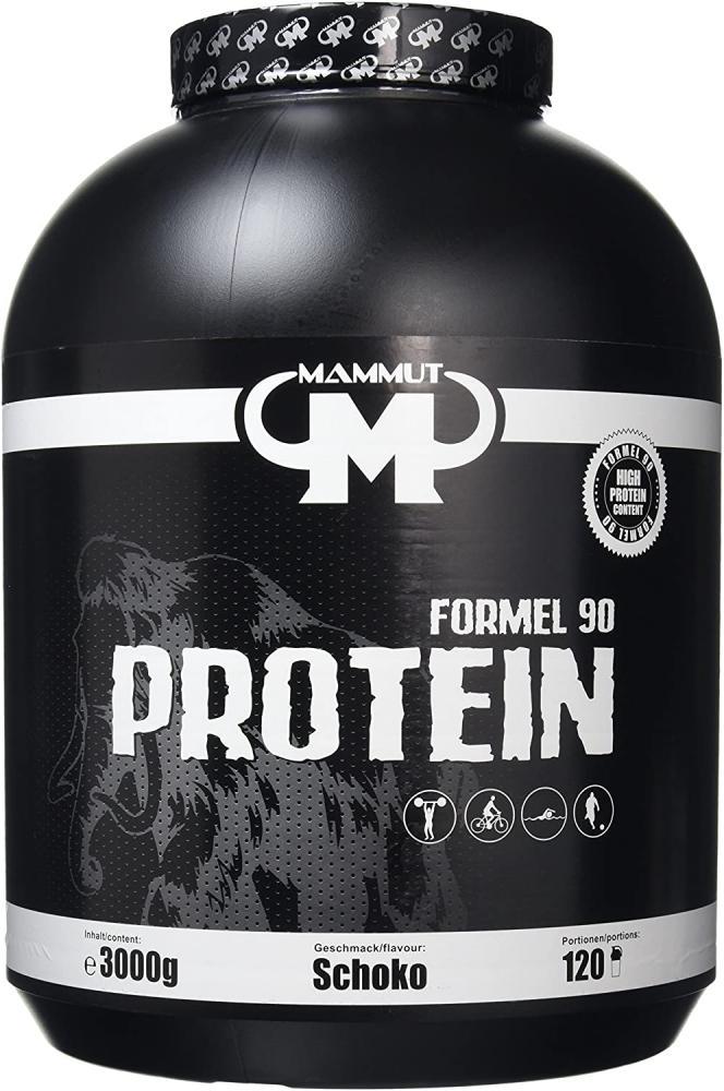 Mammut Formula 90 Chocolate Protein Powder 3kg