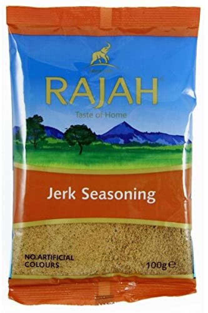 Rajah Jerk Seasoning 100g