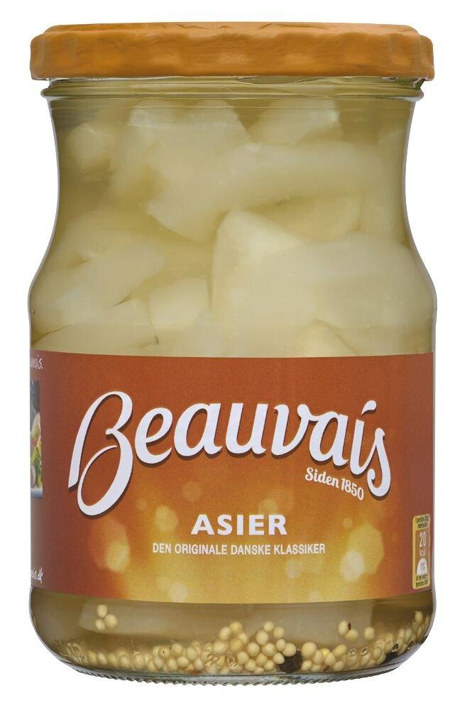 Beauvais Asier Pichled White Cucumber 560g