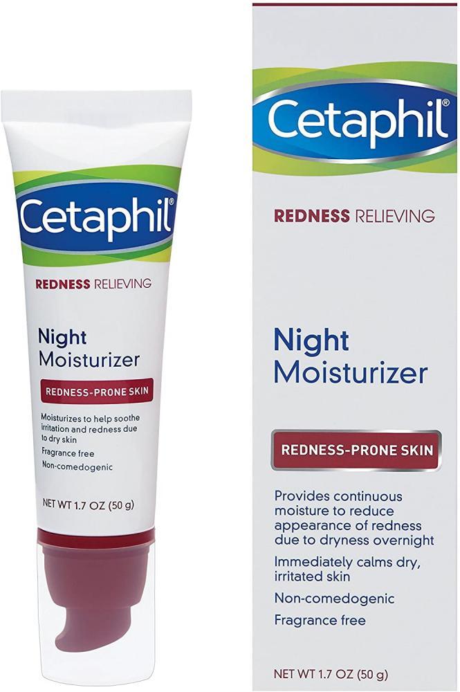 Cetaphil Redness Relieving Night Moisturizer 50g