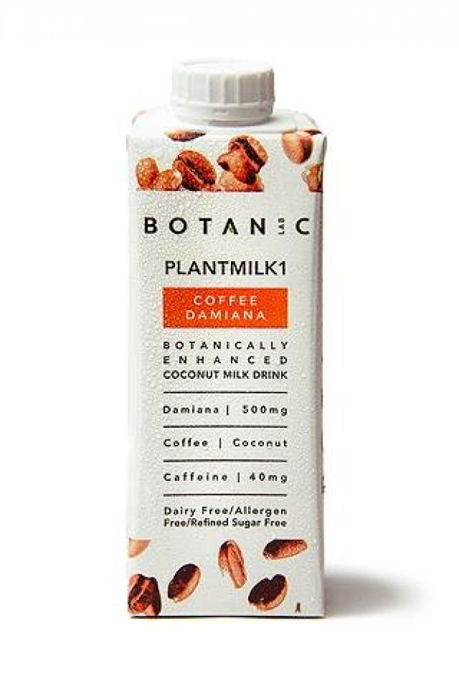 Botanic Lab PlantMilk1 Coffee Damiana 250ml
