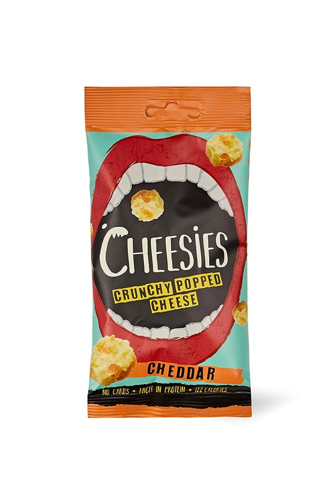 Cheesies Crunchy Popped Cheese Snack Cheddar 20 g