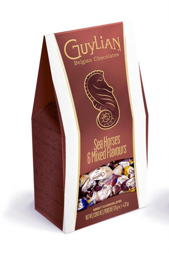 Guylian Sea Horse Selection 124g