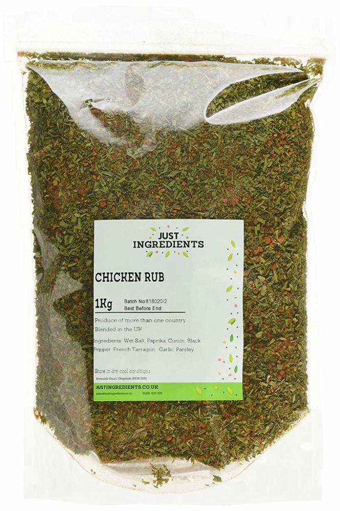 JustIngredients Premier Chicken Rub 1kg