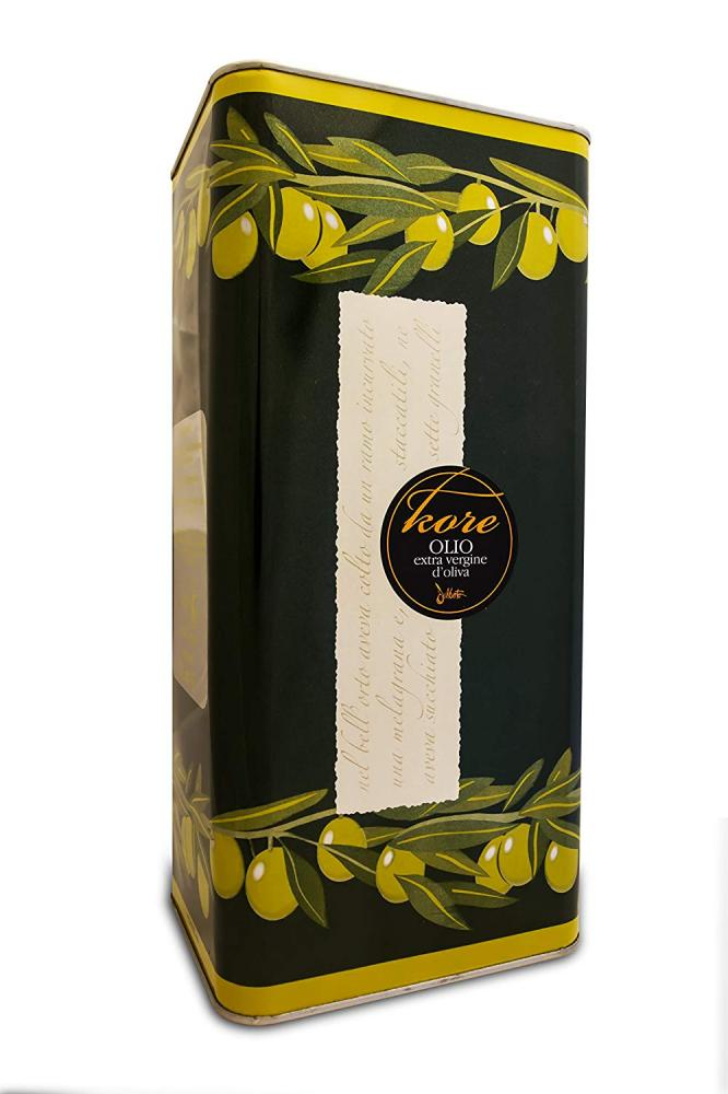 Kora Extra Virgin Olive Oil Can 5 L
