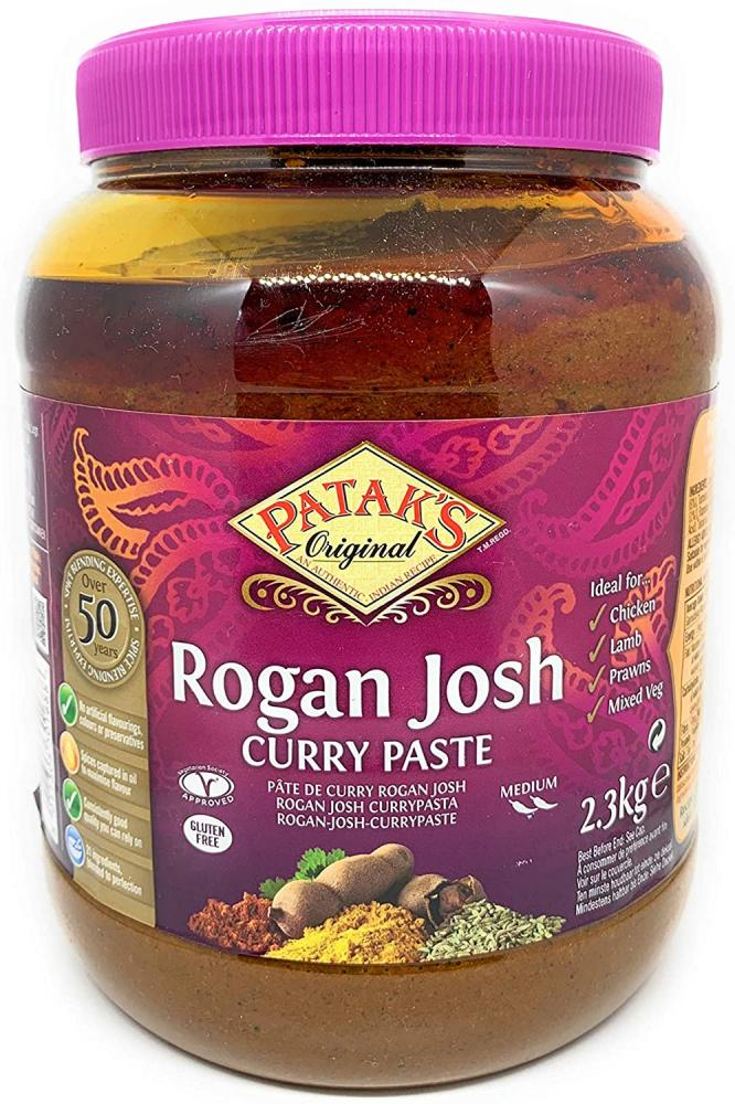 Pataks Rogan Josh Curry Paste 2.3kg