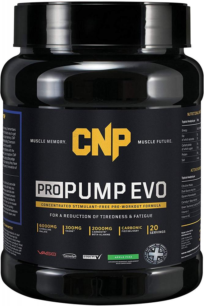 CNP Professional Pro Pump EV Apple Fizz 400g