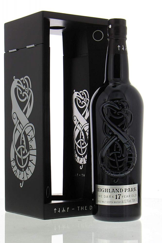 Highland Park The Dark 17 Year Old Single Malt Whisky 70cl