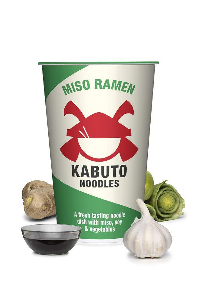 Kabuto Noodles Miso Ramen 85 g
