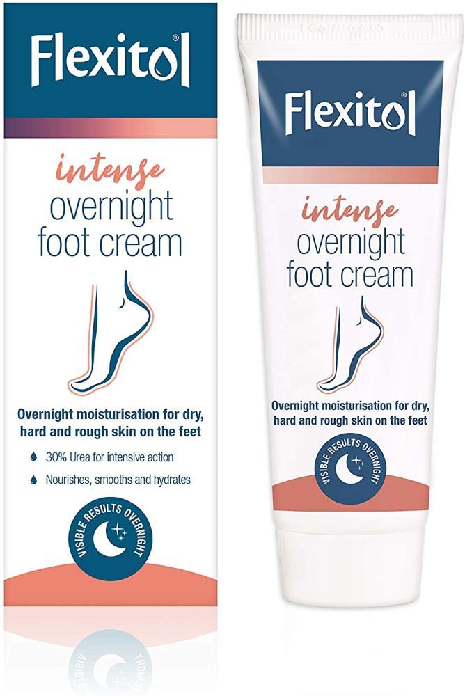 Flexitol Intense Overnight Foot Cream 50g