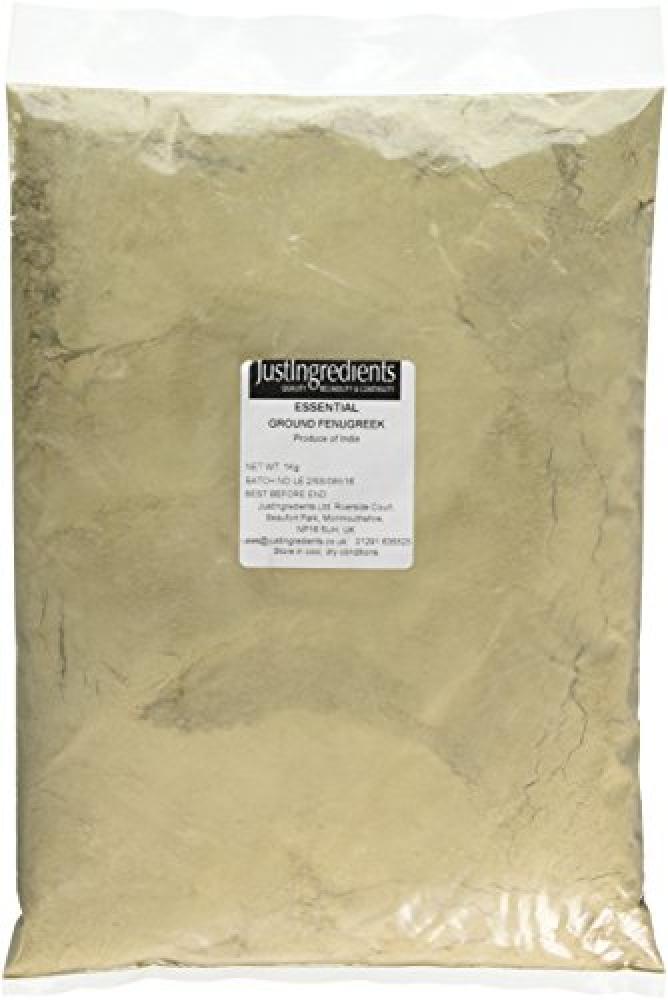 JustIngredients Essential Fenugreek Ground Loose 1 Kg