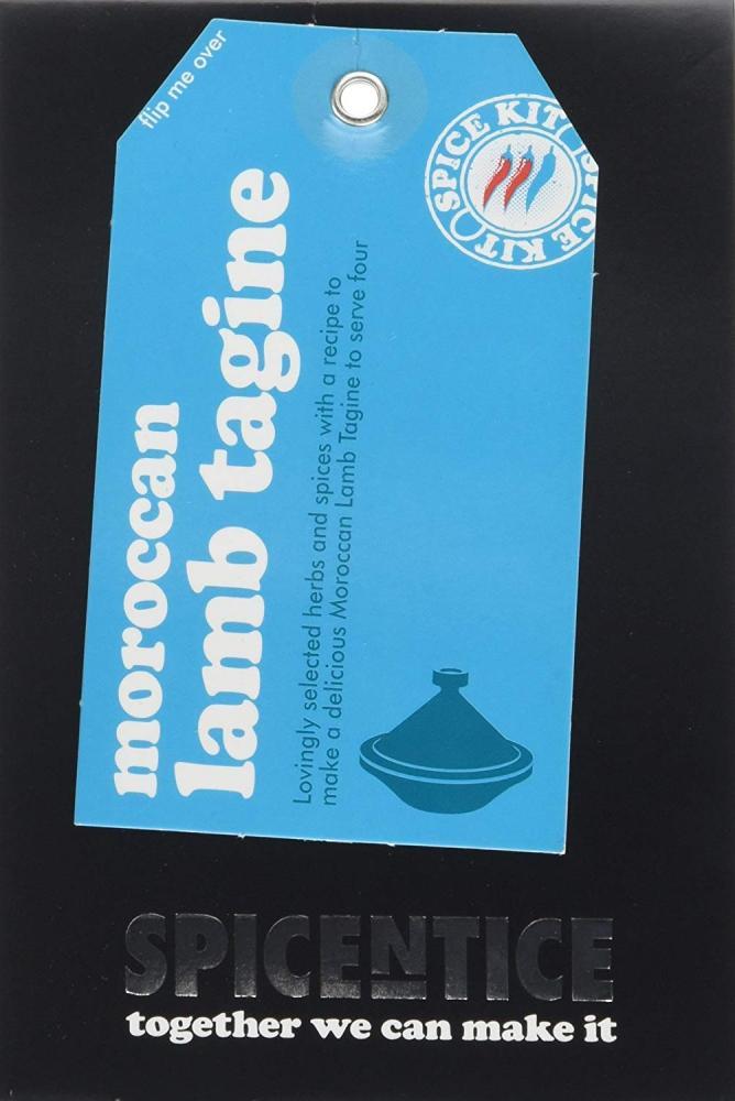 SpiceNtice Moroccan Lamb Tagine Spice Kit 24g
