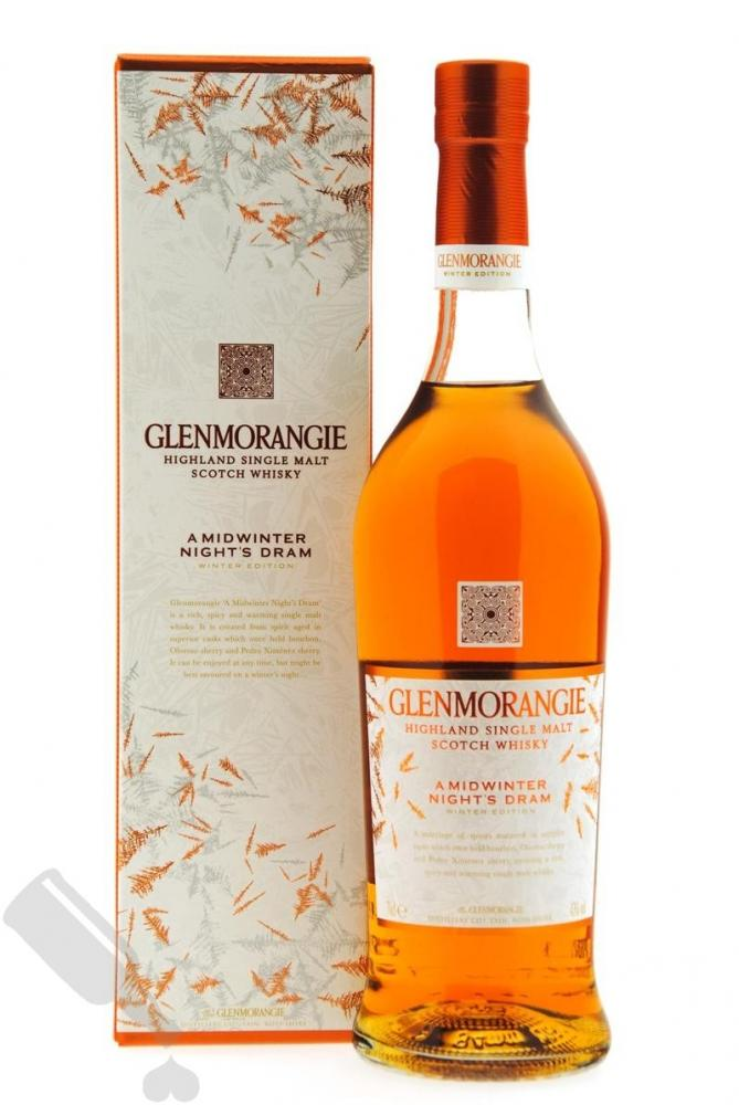 Glenmorangie A Midwinter Nights Dram Single Malt Scotch Whisky 700ml