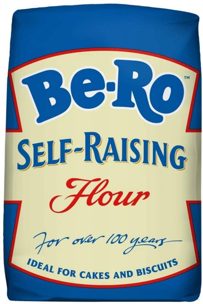 Be Ro Self Raising Flour 1.1kg