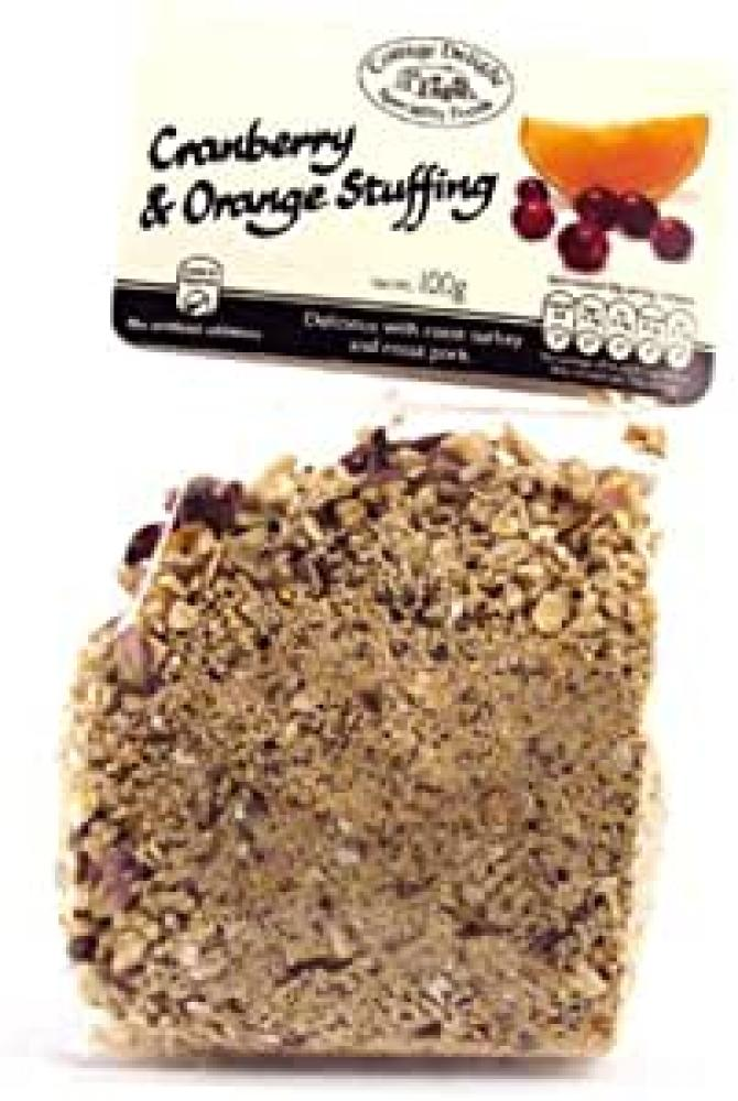 Cottage Delight Apricot Orange and Cranberry Fruity Stuffing Mix 125g