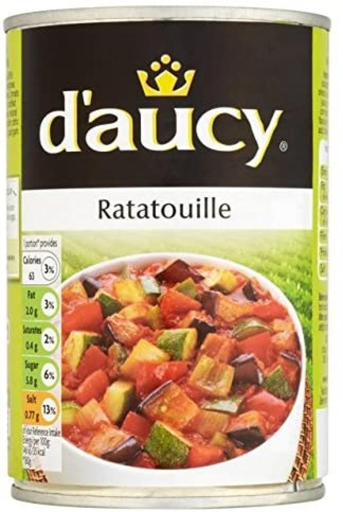 Daucy Ratatouille 360g