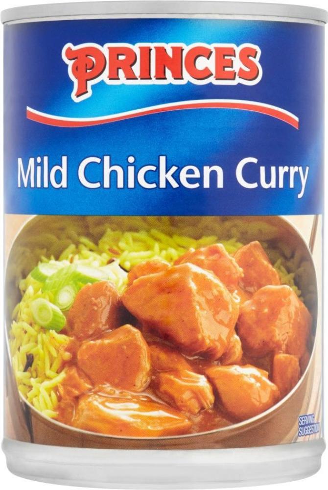Princes Mild Chicken Curry 400g