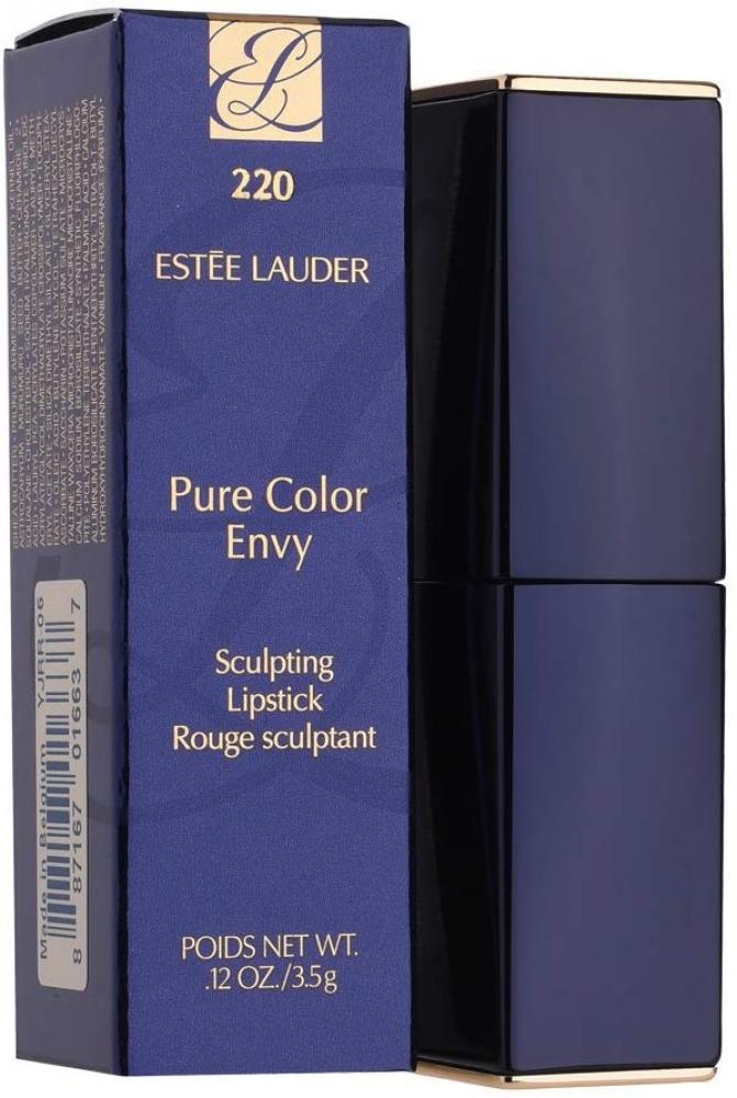 Estee Lauder Pure Color Envy Lipstick Rouge Number 220 3.5 g