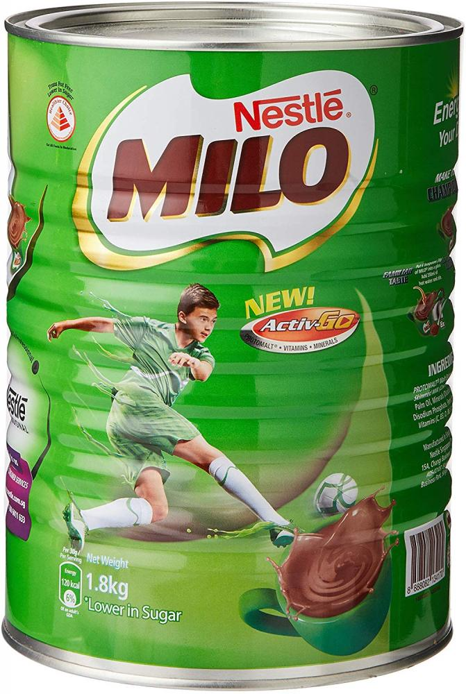 Nestle Milo Chocolate Powder 1800g