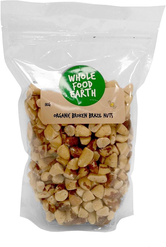 Wholefood Earth Organic Broken Brazil Nuts 2 kg