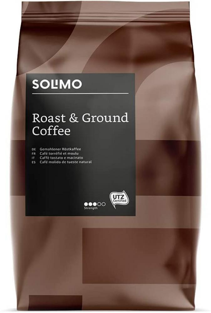 Solimo Roast And Ground Coffee 227g