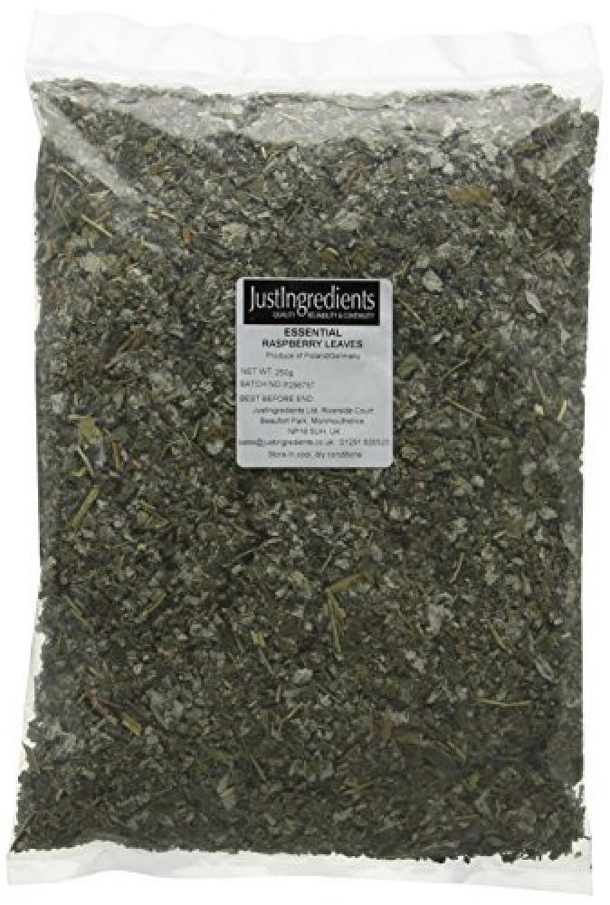 JustIngredients Essential Raspberry Leaves 250g