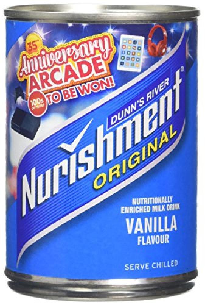 Nurishment Dunns River Nurishment Original Vanilla 400 g