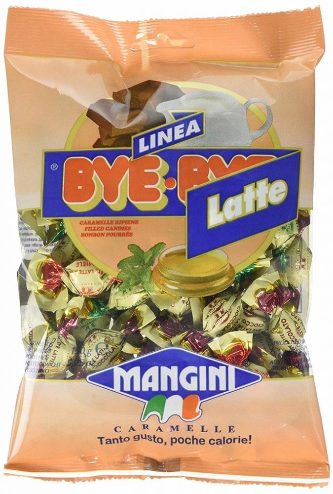 Mangini Bye Bye Milk Candies 150g