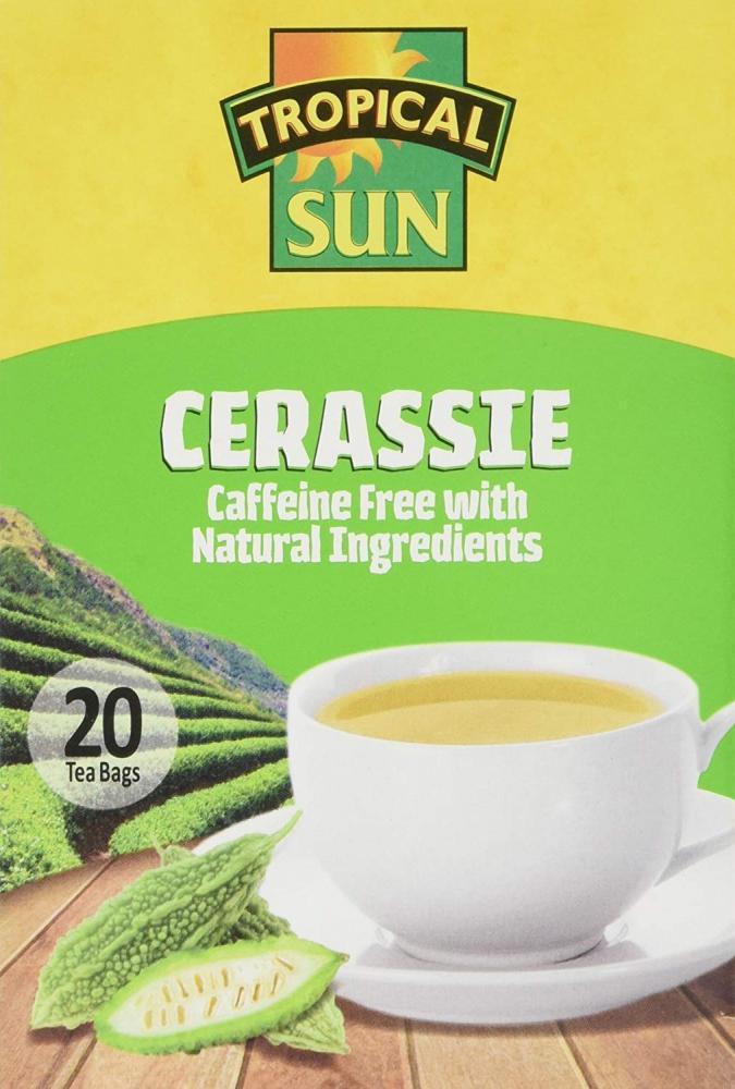 Tropical Sun Cerassie Tea 20 Tea Bags