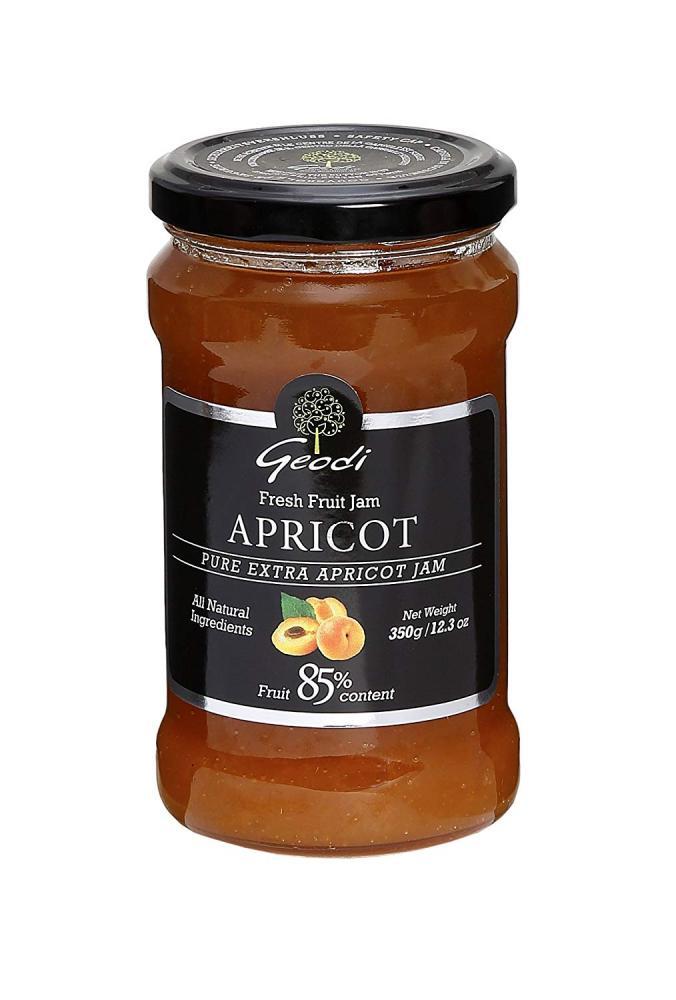 Geodi Pure Extra Apricot Jam 350g